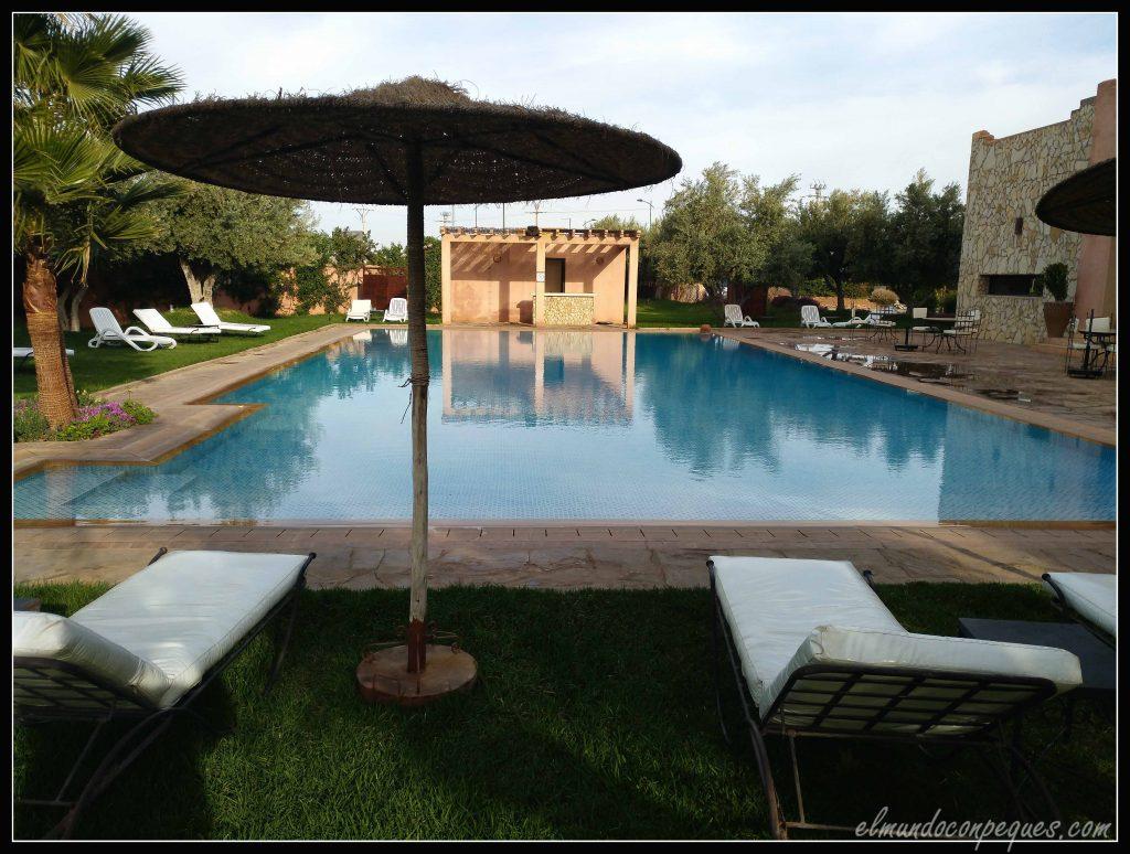 Ourika Camp, un camping de 10 para visitar Marrakech