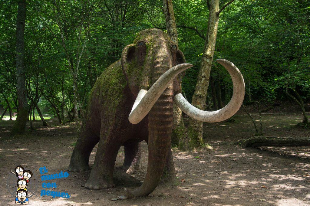 El mamut de Rasines