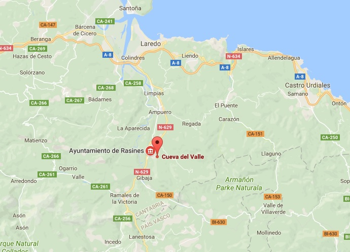 Rasines, Cantabria