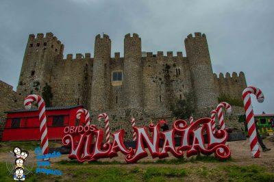 Óbidos vila natal