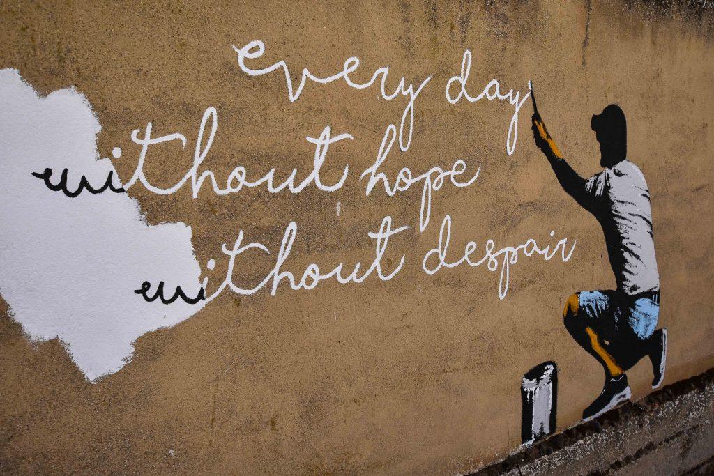 Cualquier día sin esperanza