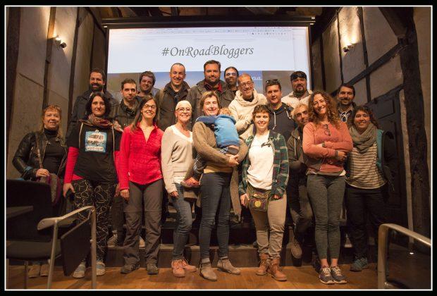 El grupo completo de OnroadBloggers