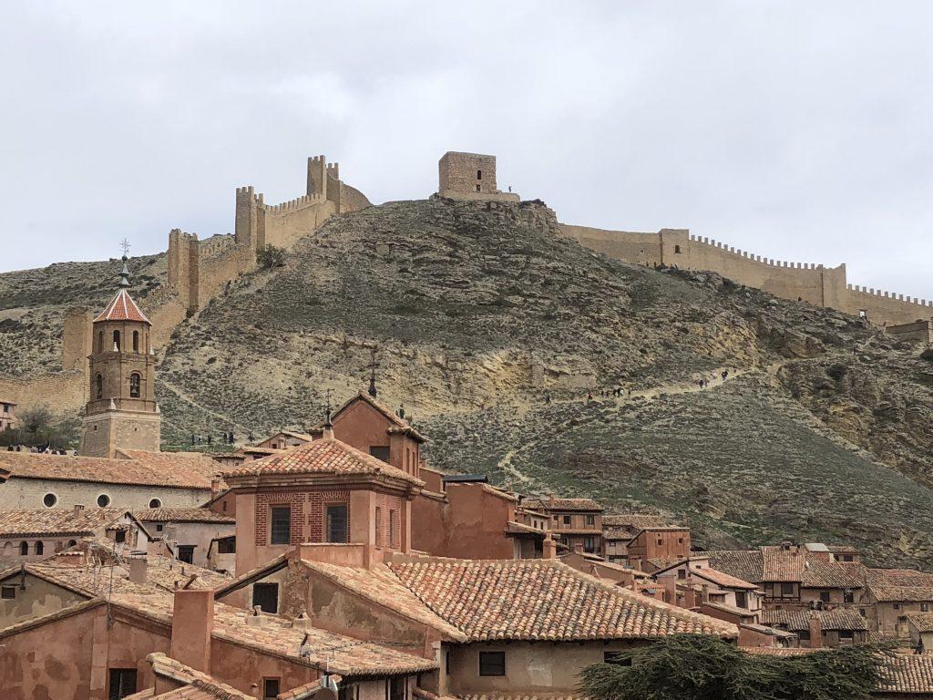 Albarracín. Pueblos bonitos de España