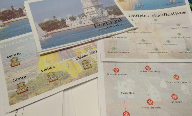 Pasaporte lúdico Portugal