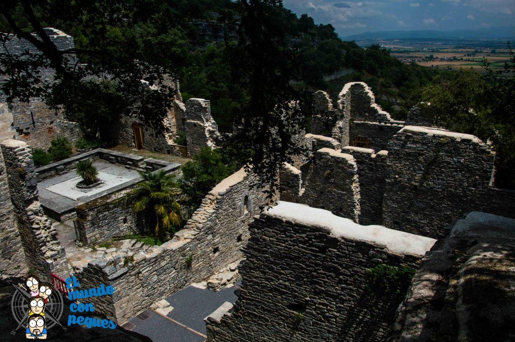 Ruinas del convento de santa catalina