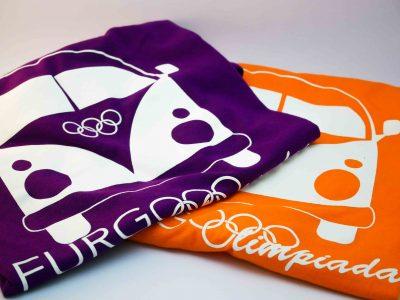 Camisetas grupo Bilingham