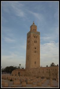 mezquita kutubia marrakech