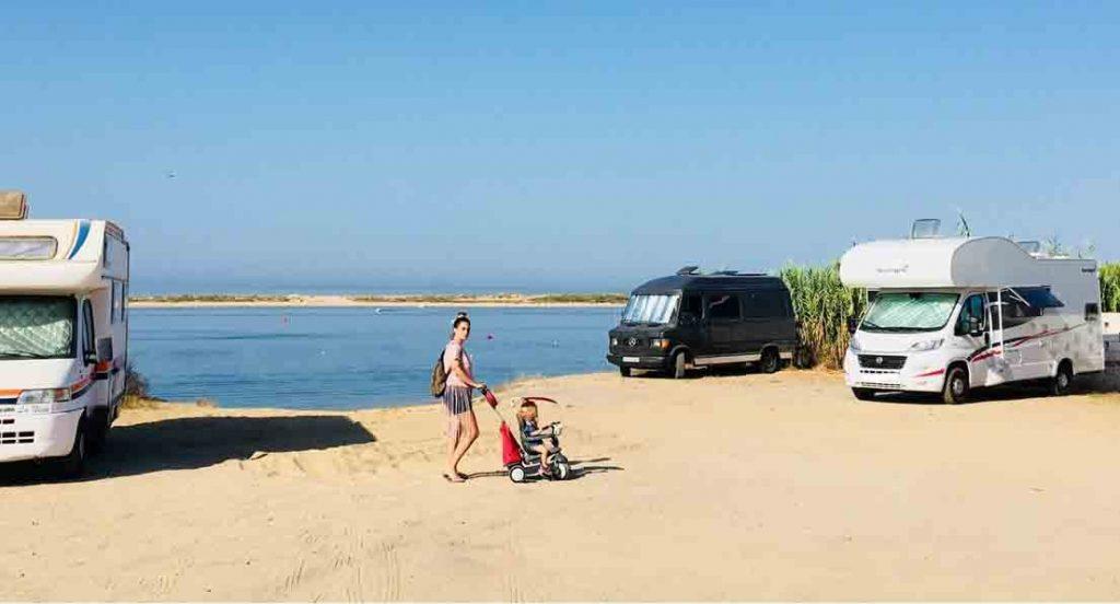 Huelva por viajando con manuela