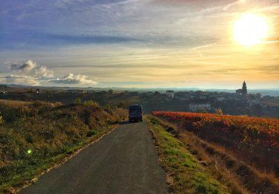 Planes para el otoño en furgo