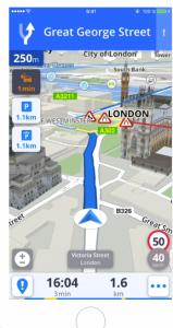 Aplicaciones GPS. Las apps viajeras para furgos y ACs