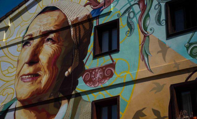 Ruta murales de vitoria
